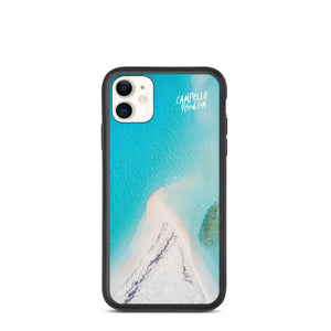 campellovision.com Phone Case iPhone 11 Bluelagoon Biodegradable Campello Vision phone case