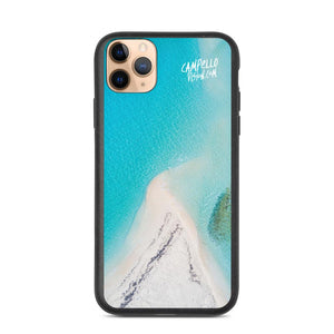 campellovision.com Phone Case iPhone 11 Pro Max Bluelagoon Biodegradable Campello Vision phone case