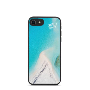 campellovision.com Phone Case iPhone 7/8/SE Bluelagoon Biodegradable Campello Vision phone case