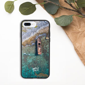 campellovision.com iPhone 7 Plus/8 Plus Shipwreck Biodegradable Campello Vision phone case