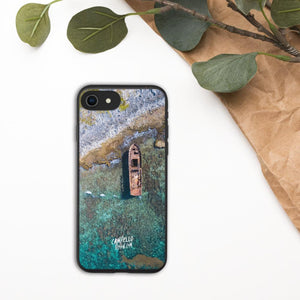 campellovision.com iPhone 7/8/SE Shipwreck Biodegradable Campello Vision phone case