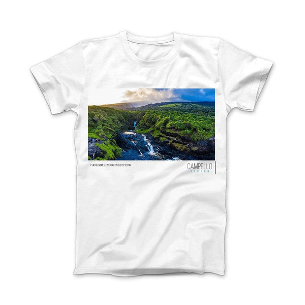 campellovision.com t-shirt 7 Sacred Pools T-shirt