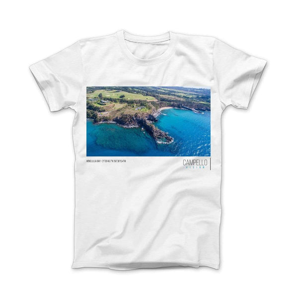 campellovision.com t-shirt Honolulua Bay T-shirt