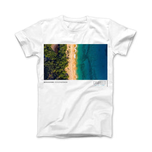 campellovision.com t-shirt Makena Beach Higher T-shirt