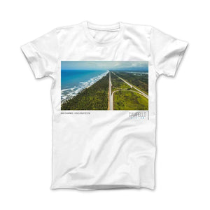 campellovision.com t-shirt Road To Happiness T-shirt