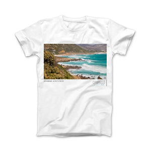 campellovision.com t-shirt South Africa Bay T-shirt