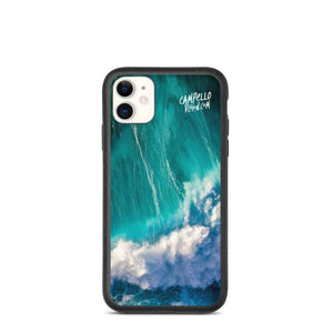 campellovision.com iPhone 11 Wave Explosion - Campello Vision Biodegradable phone case