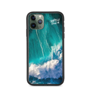 campellovision.com iPhone 11 Pro Wave Explosion - Campello Vision Biodegradable phone case