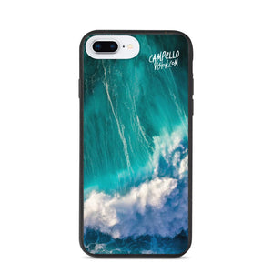 campellovision.com iPhone 7 Plus/8 Plus Wave Explosion - Campello Vision Biodegradable phone case