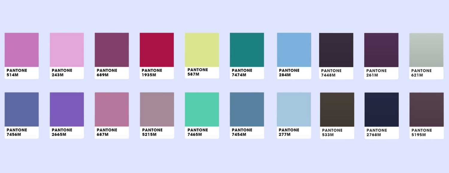 Colors for cool undertone