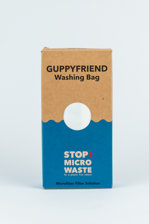 Washing Bag | STOP! Micro Waste - GUPPYFRIEND on thegreenlabels