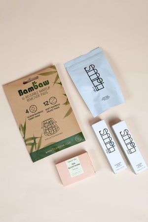 skincare bundle cleansing on thegreenlabels