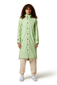 Shop raincoat original reed green by Maium on thegreenlabels