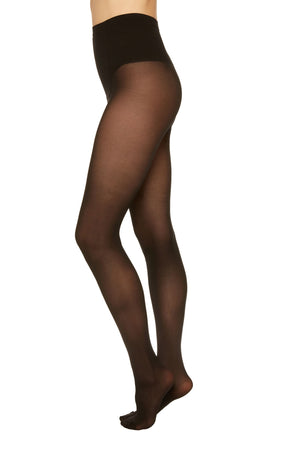 svea premium stockings tights black by Swedish Stockings on thegreenlabels.com