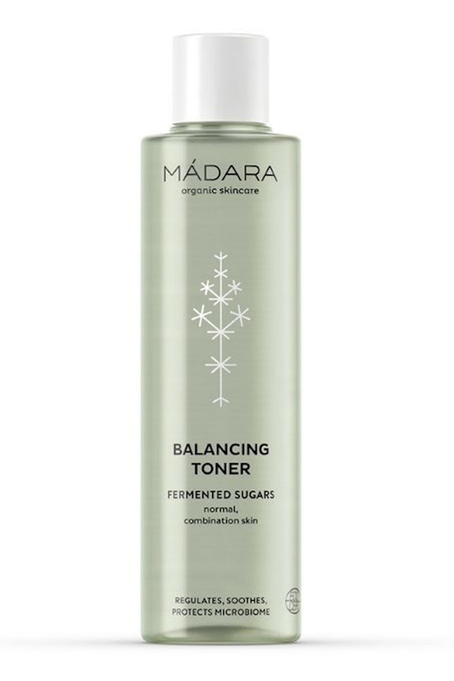 shop balancing toner by mádara at thegreenlabels