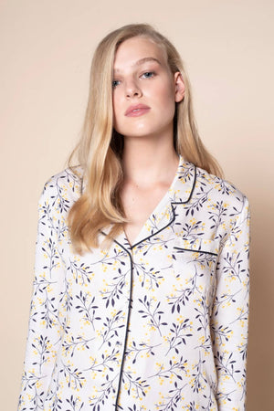 blouse mimosa by Le Nap on thegreenlabels