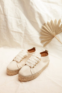 shop vegan espadrilles sneakers by Jutelaune on thegreenlabels