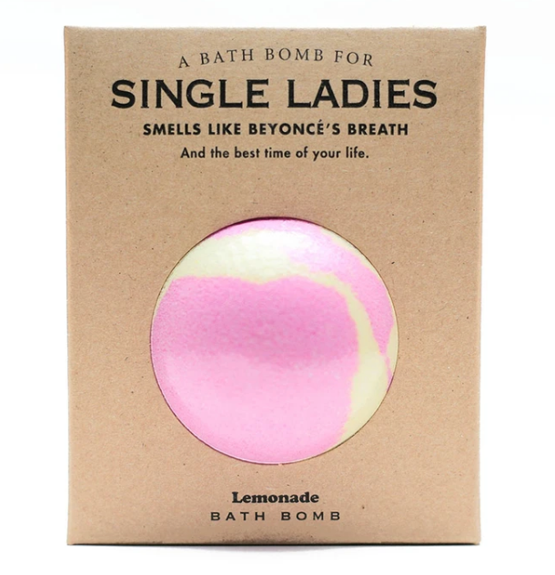 Single Ladies Bath Bomb
