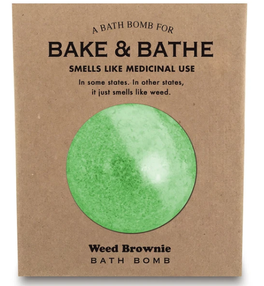 Bake & Bathe Bath Bomb