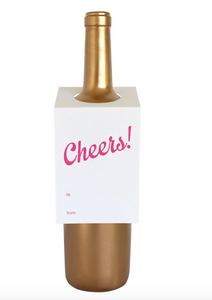 Cheers Wine & Spirits Tag