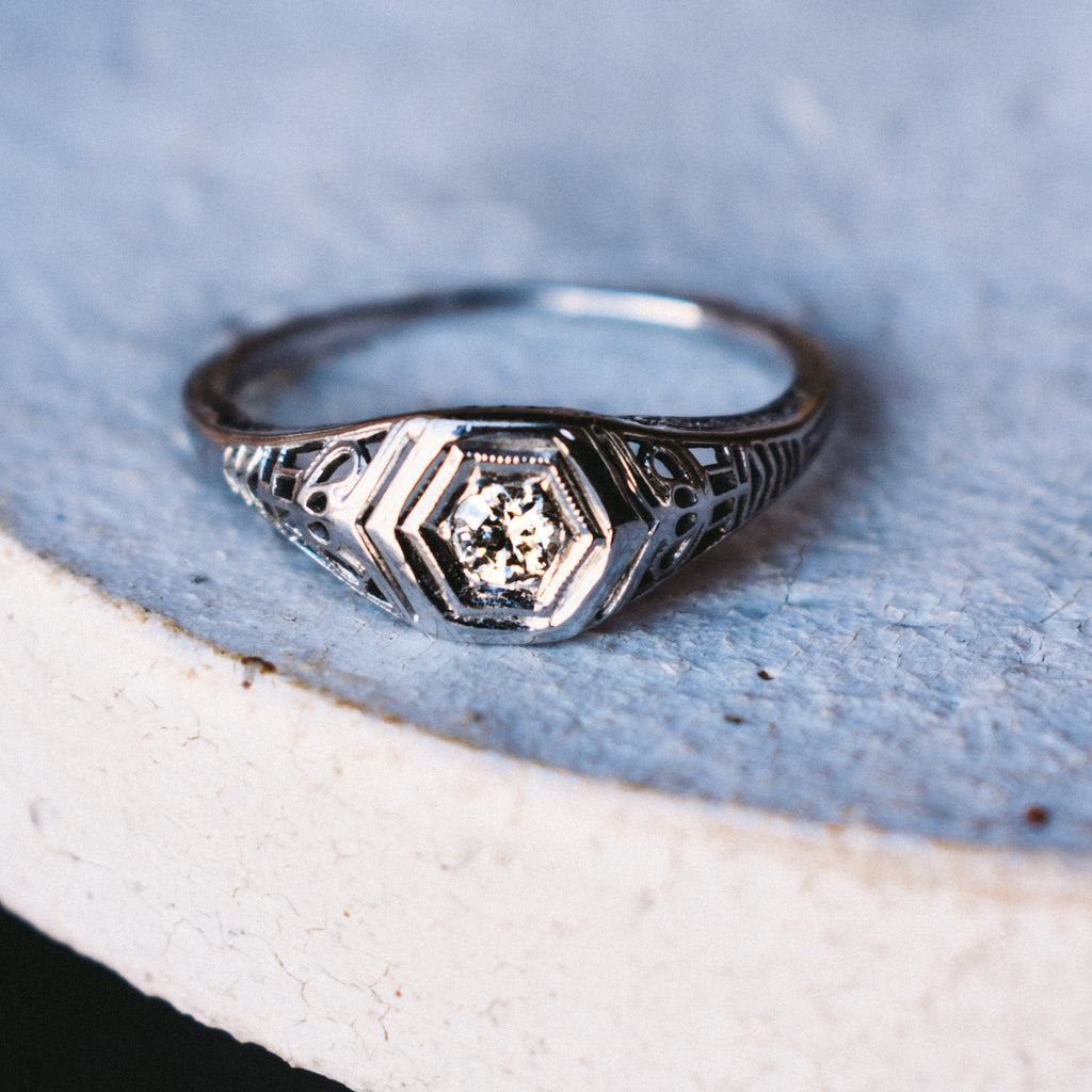 1920s Vintage Ring
