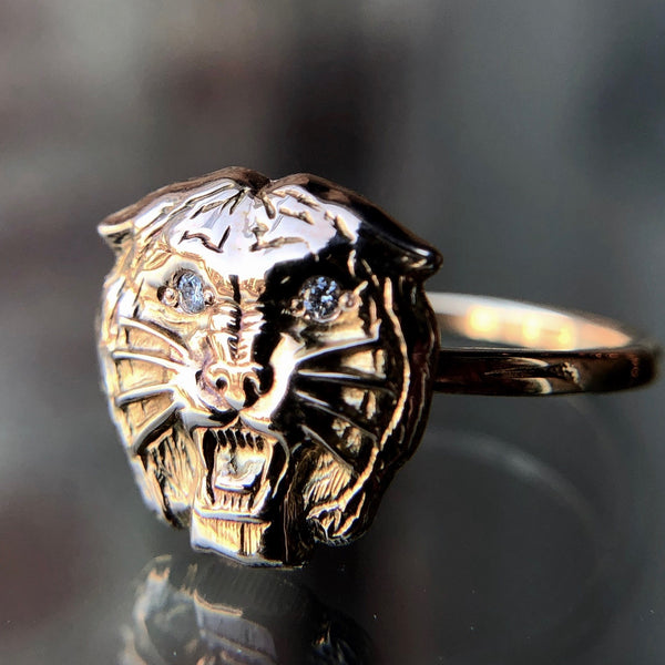 """Repop"" Wildcat Ring"