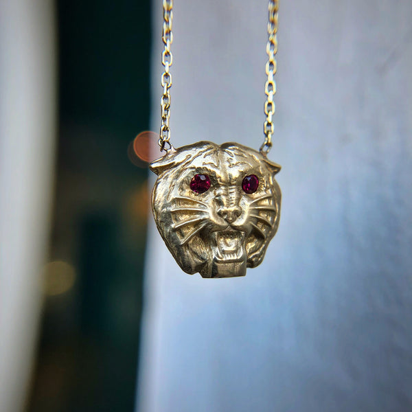 """Repop"" Wildcat Necklace"