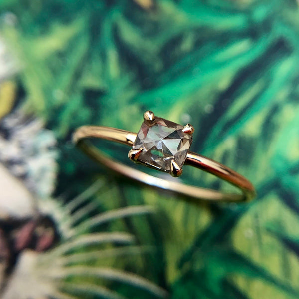 Simple Truth Diamond Ring