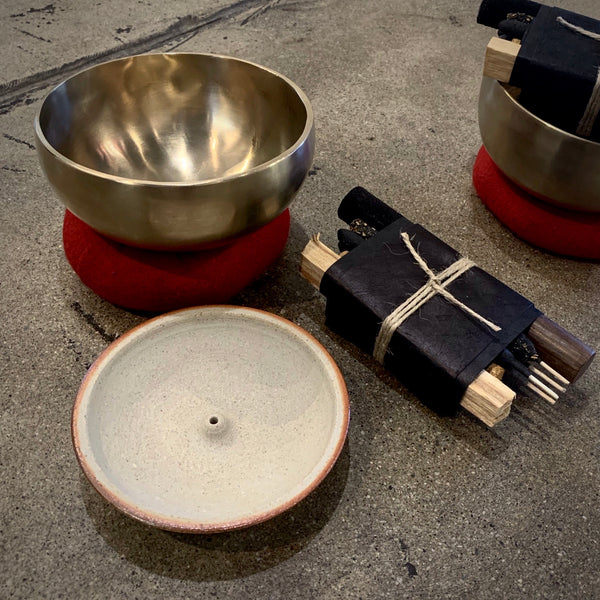 Bath & Mediate Singing Bowl Set