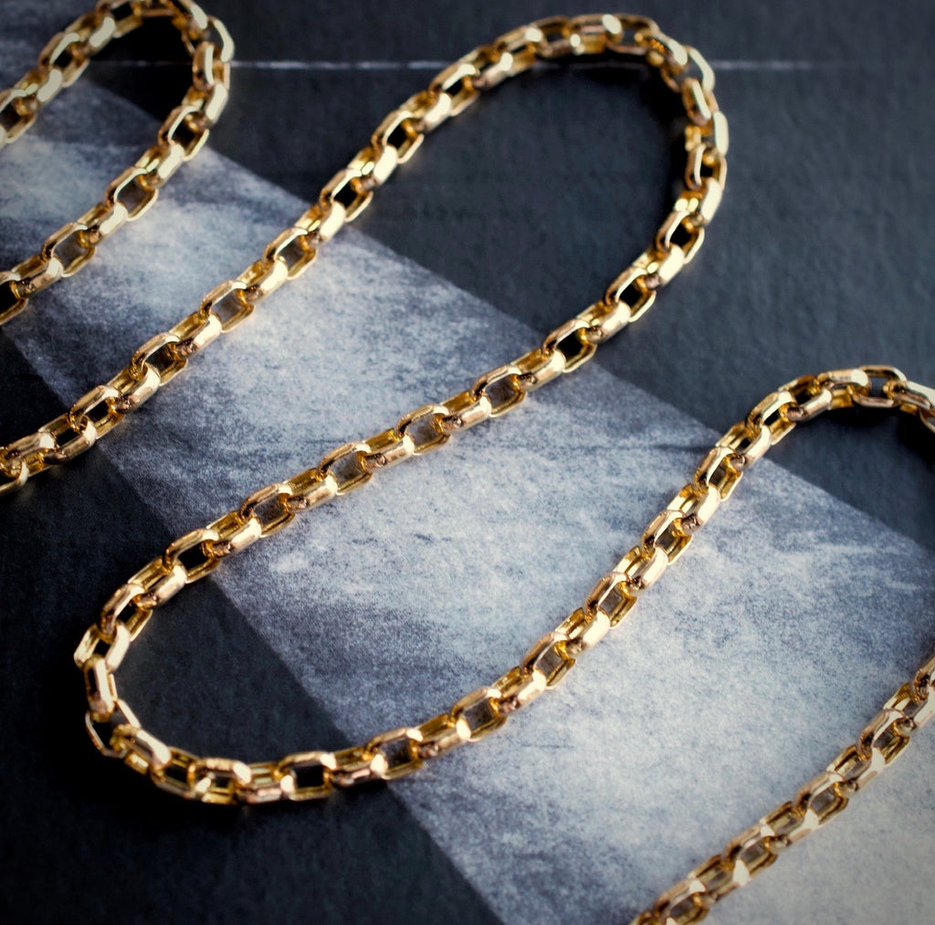 Heavy Rolo Chain