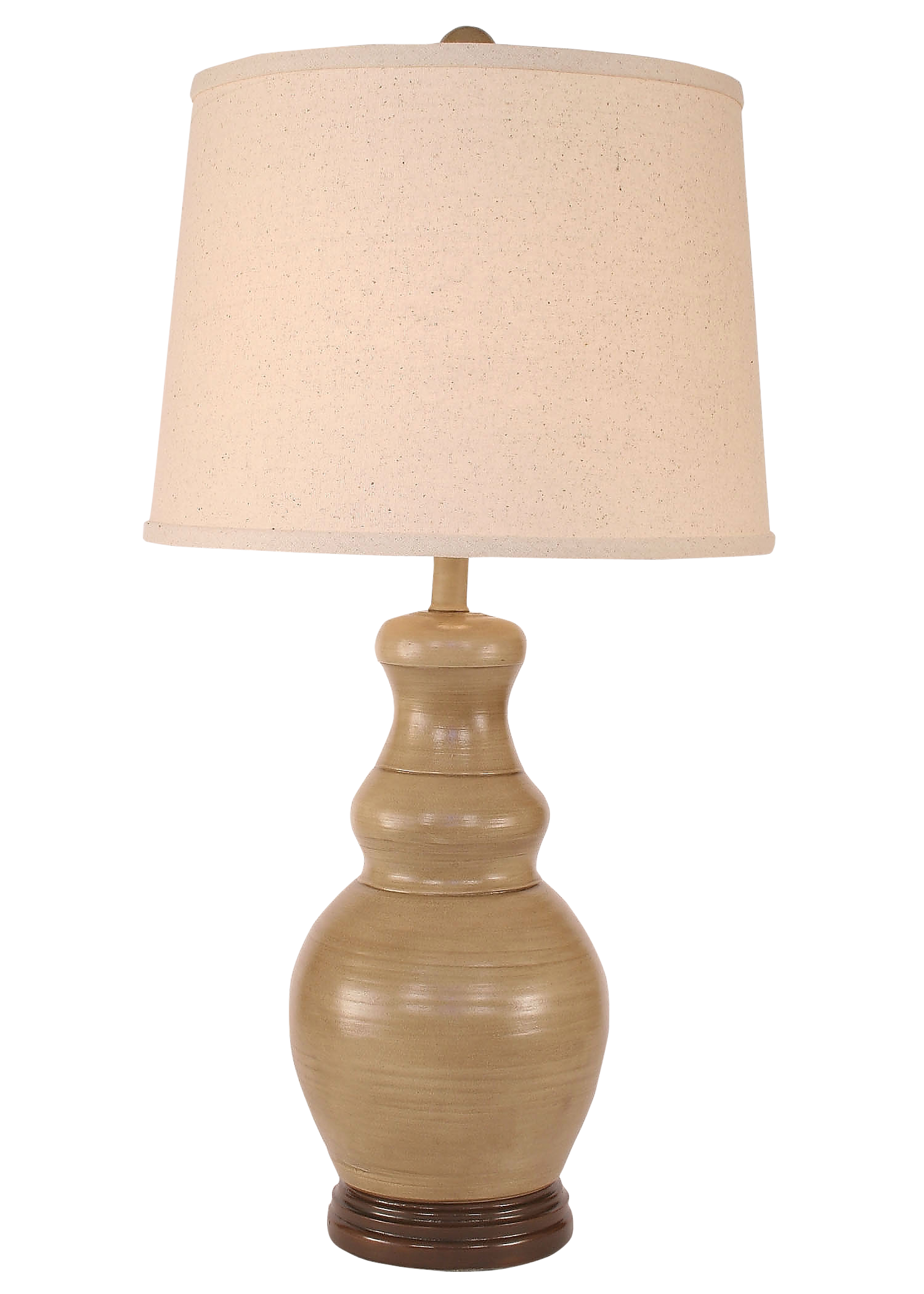 Glazed Cottage Classic Casual Table Lamp - Coast Lamp Shop