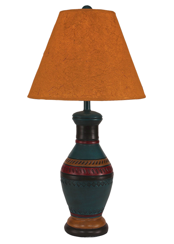 Sante Fe Table Lamp - Coast Lamp Shop