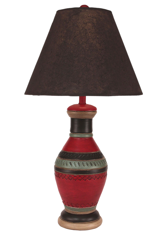 Ranchero Table Lamp - Coast Lamp Shop