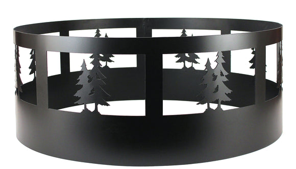 Pine Tree Campfire Ring - Coast Lamp Shop