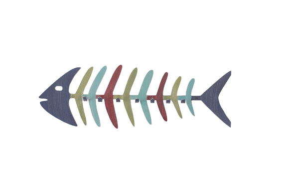 Key West Bonefish Coat Rack - Coast Lamp Shop