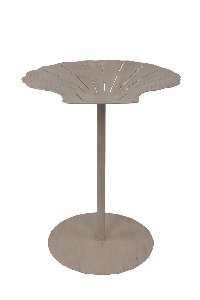 Cottage Shell End Table - Coast Lamp Shop