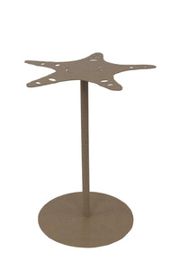 Sisal Starfish End Table - Coast Lamp Shop