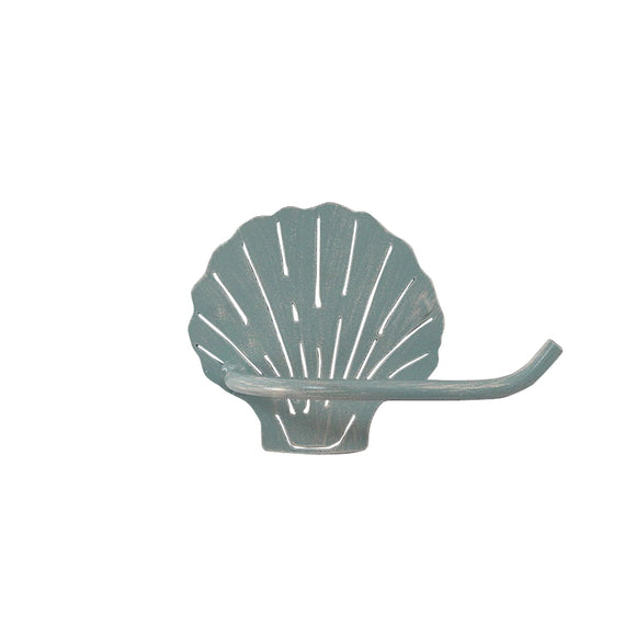Shell Arm Toilet Paper Holder - Coast Lamp Shop