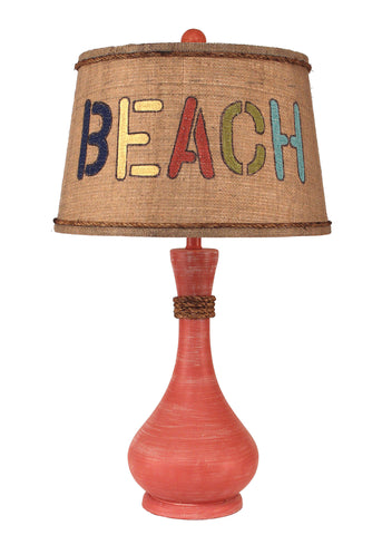 Cottage Square Buffet Lamp