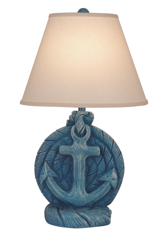 Weathered Deep Sea Anchor - Coast Lamp Shop