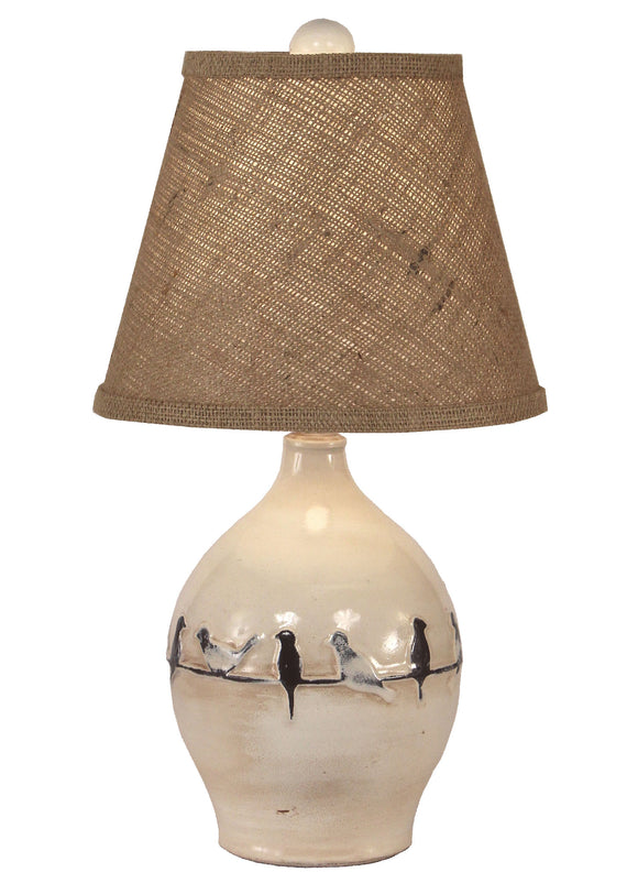 Birds on a Branch Accent Lamp - Coast Lamp Shop