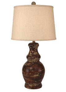 Heavy Aged Cottage  Classic Casual Pot - Coast Lamp Shop