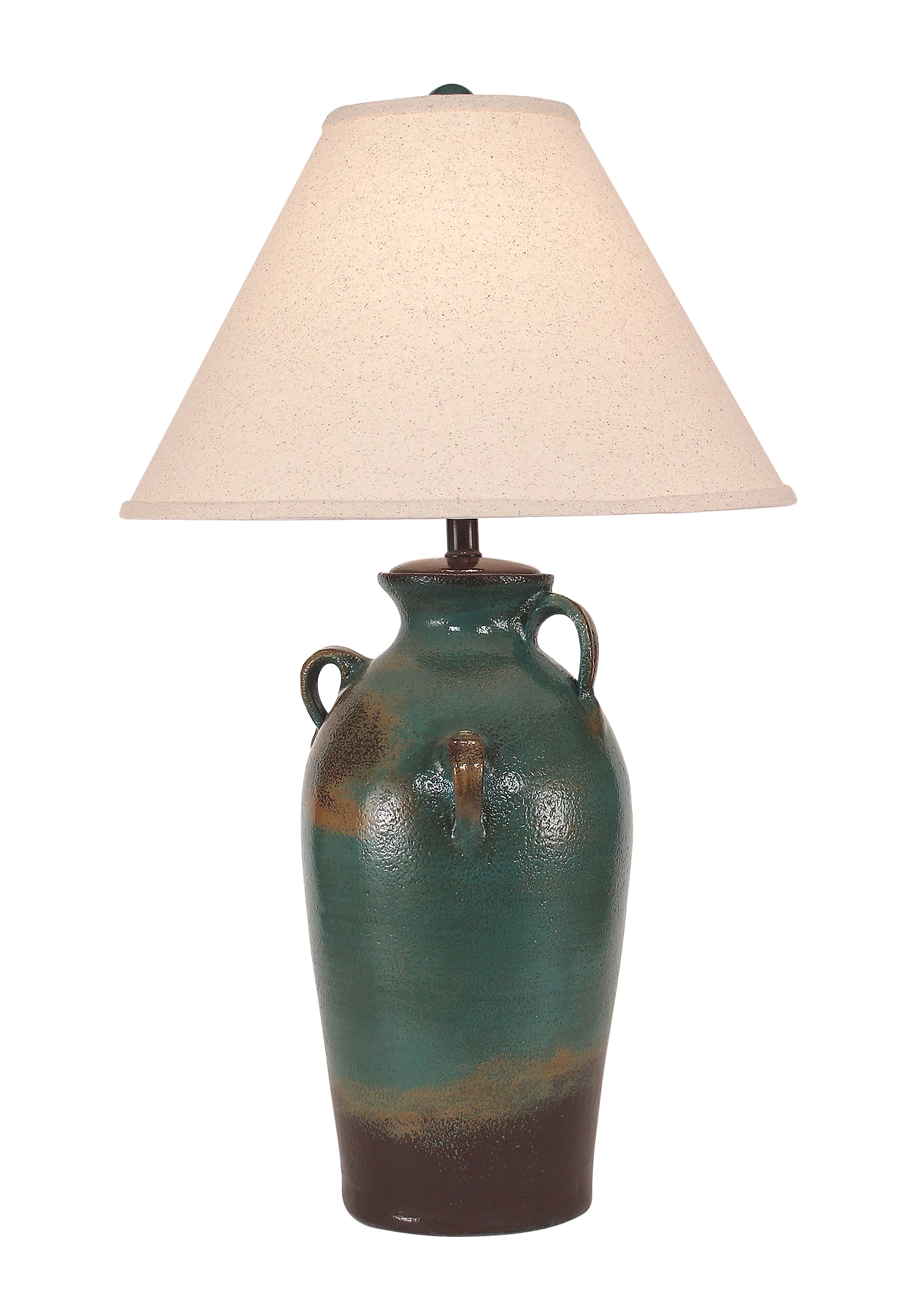 Harvest 3 handle pottery table lamp coast lamp shop harvest 3 handle pottery table lamp coast lamp shop mozeypictures Choice Image