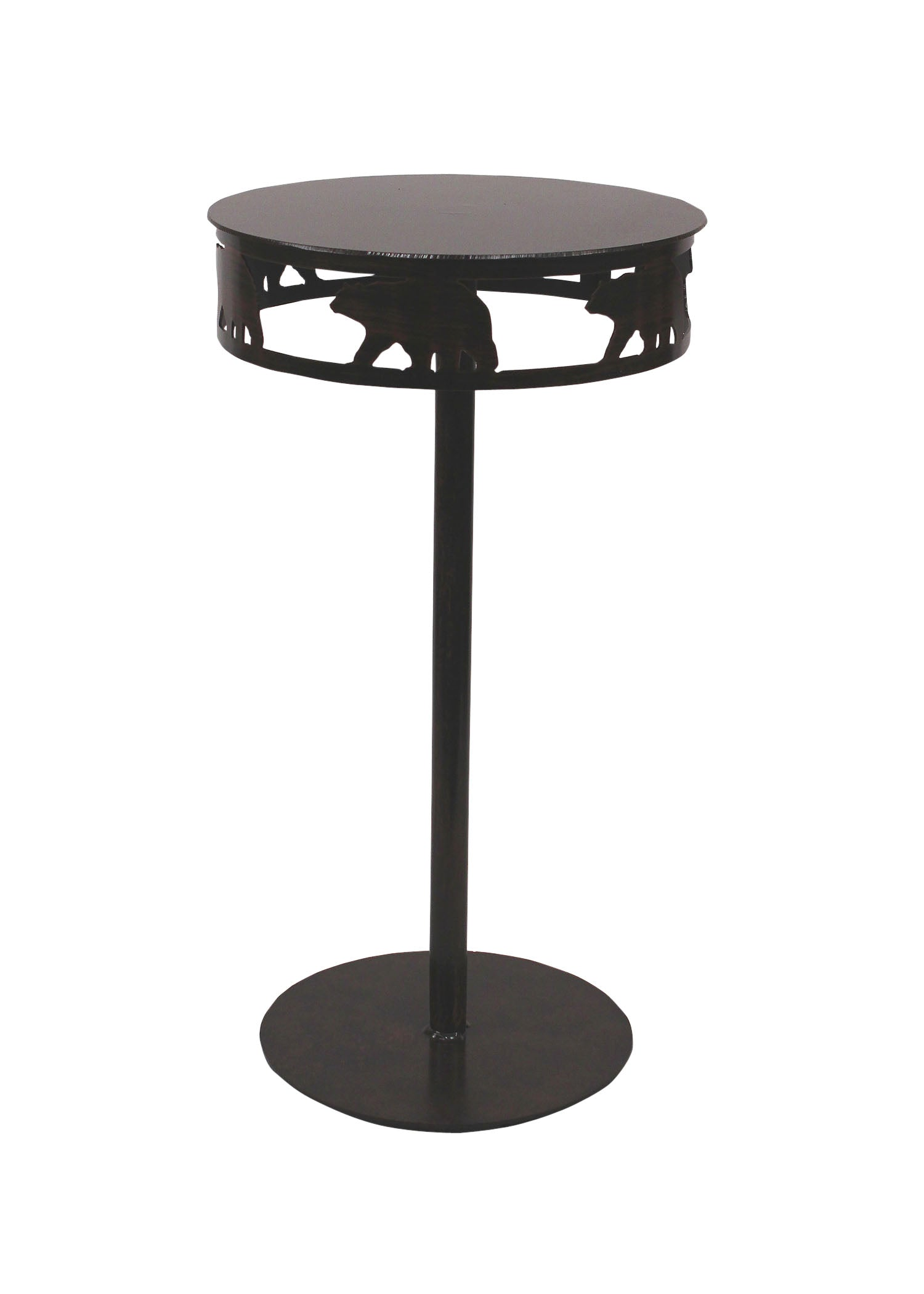 Band of Bears Accent Table - Coast Lamp Shop