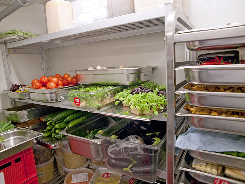 5 Tips to Organize an Industrial Fridge