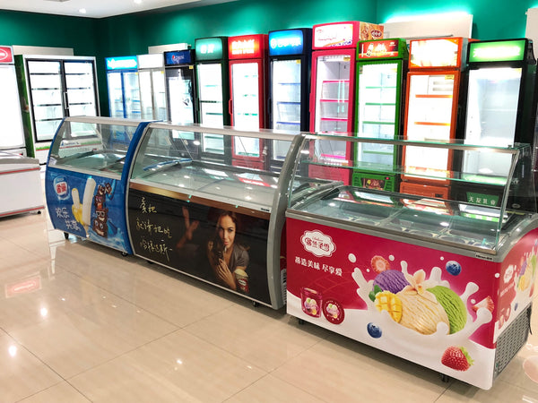 Album Ice Cream, Ice, & Novelty Freezers