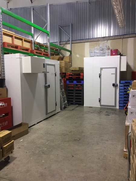 Album MISA Cool, Freezer, Production & Prover Rooms