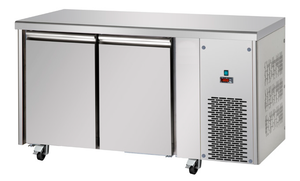 TFBT FULLY STAINLESS FREEZERS