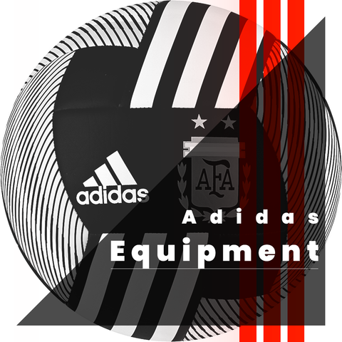 All Adidas Equipment