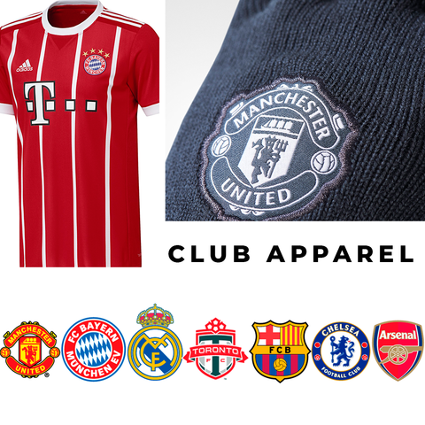 Club Apparel